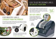 Labelling Solutions: Exhibiting at the Food Entrepreneur Show