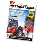 Asian Restaurateur: Exhibiting at the Food Entrepreneur Show