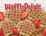 WaffleDelight: Exhibiting at the Food Entrepreneur Show