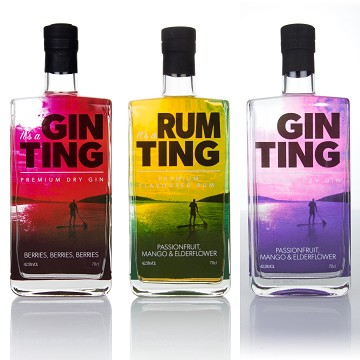 GinTing Premium Gin: Exhibiting at the Food Entrepreneur Show