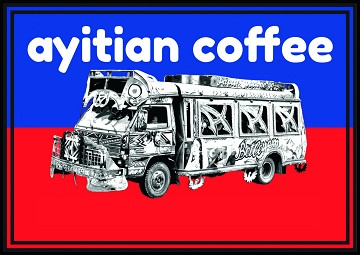 AYITIAN COFFEE: Exhibiting at the B2B Marketing Expo