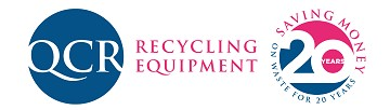 QCR Recycling Equipment: Exhibiting at the B2B Marketing Expo