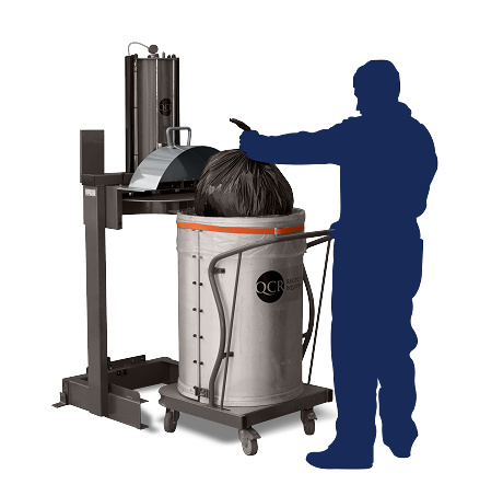 QCR Recycling Equipment: Product image 3