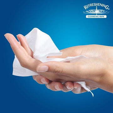 Refreshening Cleansing Wipes: Product image 1