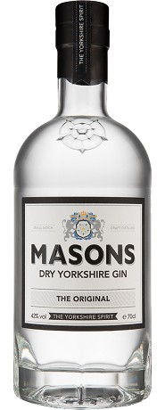 Masons Yorkshire Gin: Product image 1