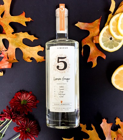 5 Infused Vodka: Product image 1