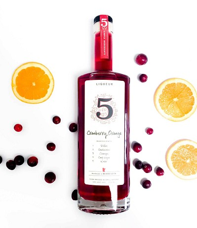 5 Infused Vodka: Product image 2