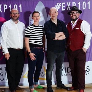Jason Martin, Kieron Bailey & Chris Fletcher: Speaking at Food Entrepreneur Show