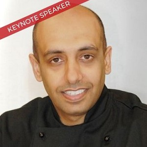 Ajmal Mushtaq: Speaking at the Food Entrepreneur Show